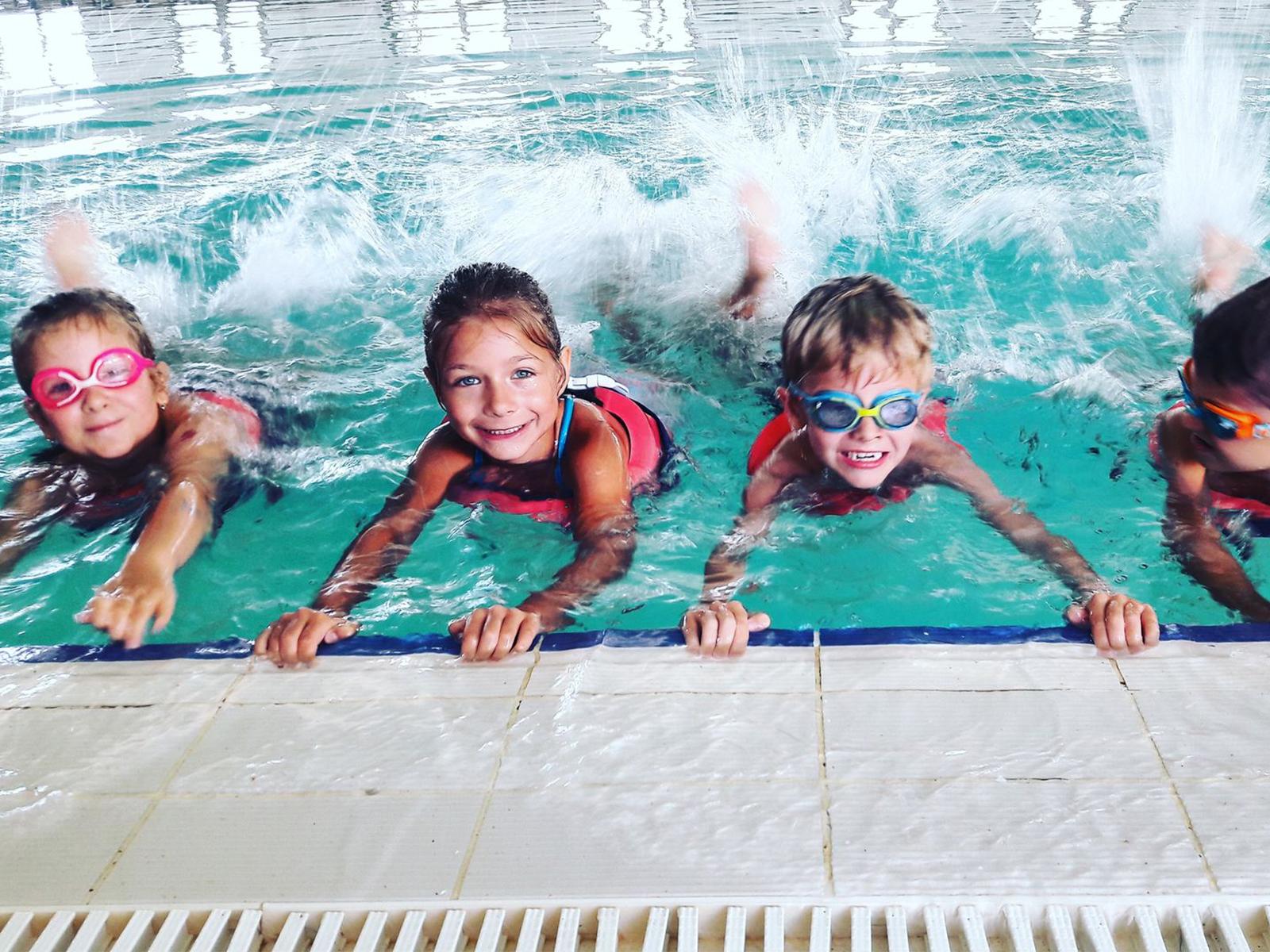 Deti vo vode